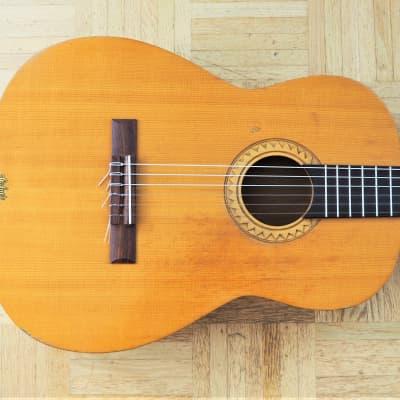 Hofner (Höfner) classical guitar ~1965 made in Germany - rare vintage for sale