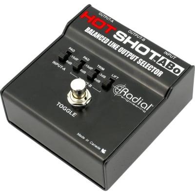 Radial HotShot ABo Switcher