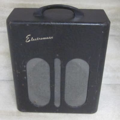 Electromuse A46 circa 1940's with Jensen Alnico 12