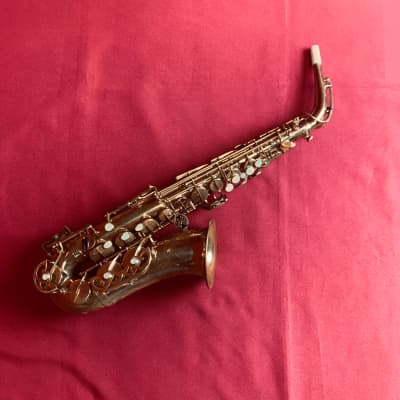 Buffet Crampon Super Dynaction Alto Sax 1961 Lacquered Brass