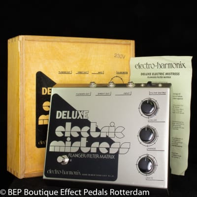 Electro-Harmonix Electric Mistress Deluxe Version 5 Re-issue, as used by Dinosaur Jr, Andy Summers