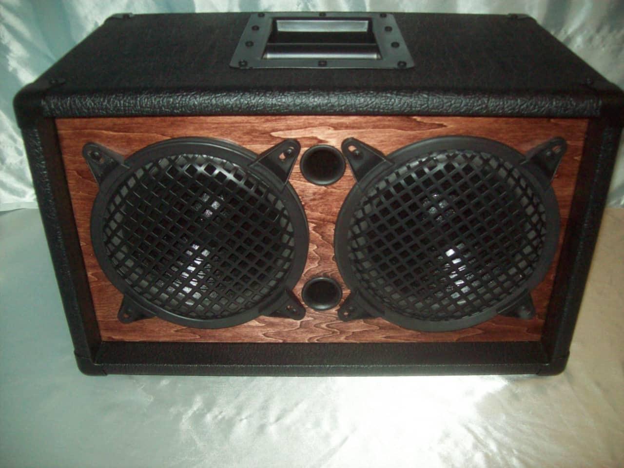 earcandy bailey 2x8 guitar amp speaker cab cabinet w black reverb. Black Bedroom Furniture Sets. Home Design Ideas