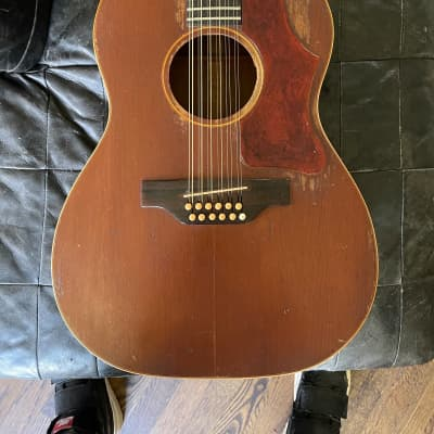 Gibson B25 Twelve player grade 60's Faded cherry?