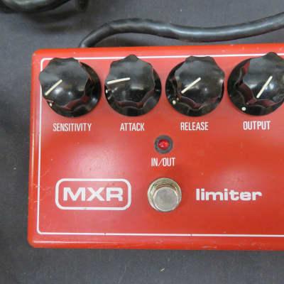 MXR M143 Limiter