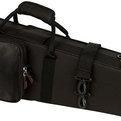 Protec MX044 Max Violin Shaped Case - 4/4 size - Black