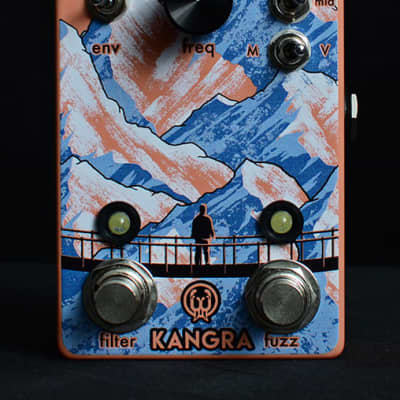 NEW Walrus Audio Kangra Filter Fuzz! for sale