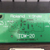 Roland TDW-20 for TD-20 V-Drums Cymbal Expansion board