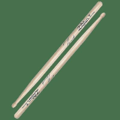Zildjian Z5B 5B Oval Wood Tip (Pair) Drum Sticks