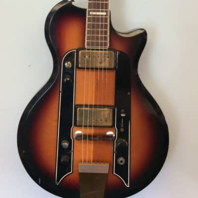 Valco Airline Town and Country 1959 Sunburst for sale