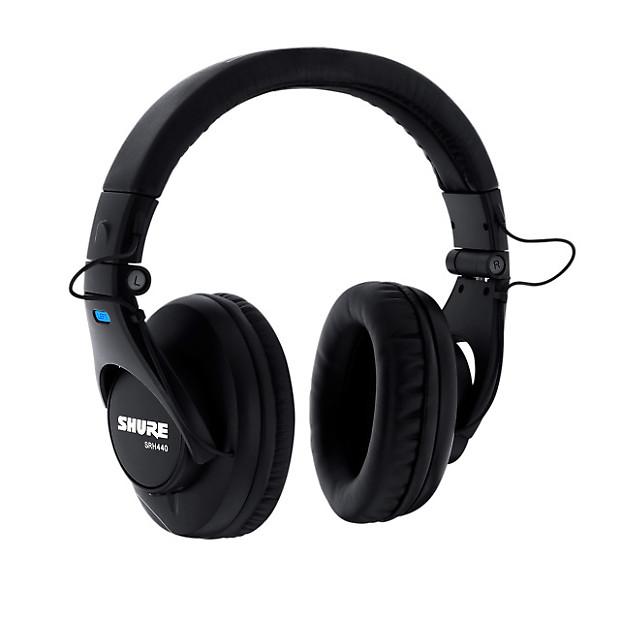 Shure SRH440 STUDIO HEADPHONES | Big Apple Music