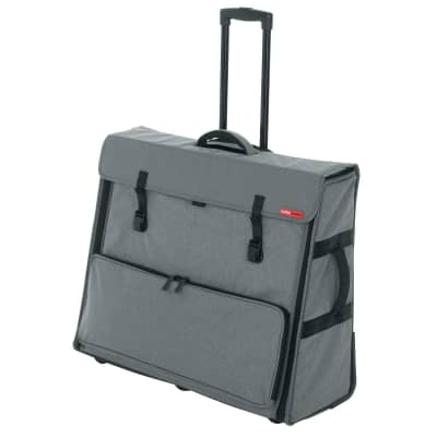 """Gator Cases G-CPR-IM27W Tote Travel Bag for 27"""" Apple iMac with Wheels"""