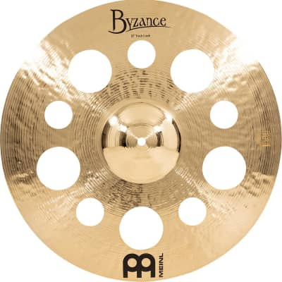 "Meinl 18"" Byzance Brilliant Trash Crash Cymbal"