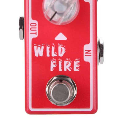 Tone City TC-T1 Wild Fire Distortion Effect Pedal Ships Free