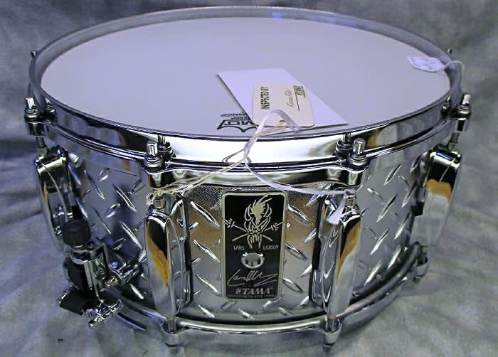 Tama Lars Ulrich Signature Snare Drum Portland
