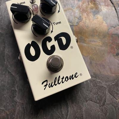 Pre-Owned Fulltone OCD (Obsessive Compulsive Drive) v1.4