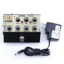 EDEN WTDI Bass PreAmp & DI Box Guitar Effects Pedal & Power Supply P-05390