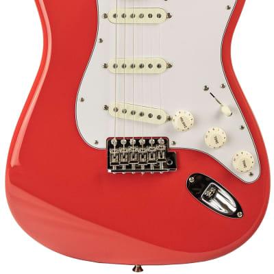 Fender Custom Shop 60s Stratocaster NOS Fiesta Red for sale