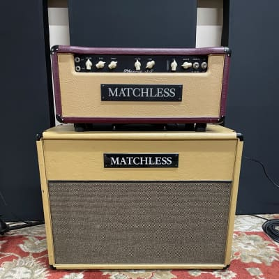 Matchless Phoenix 2000s Beige/Maroon/Green and ESD 212 Beige for sale