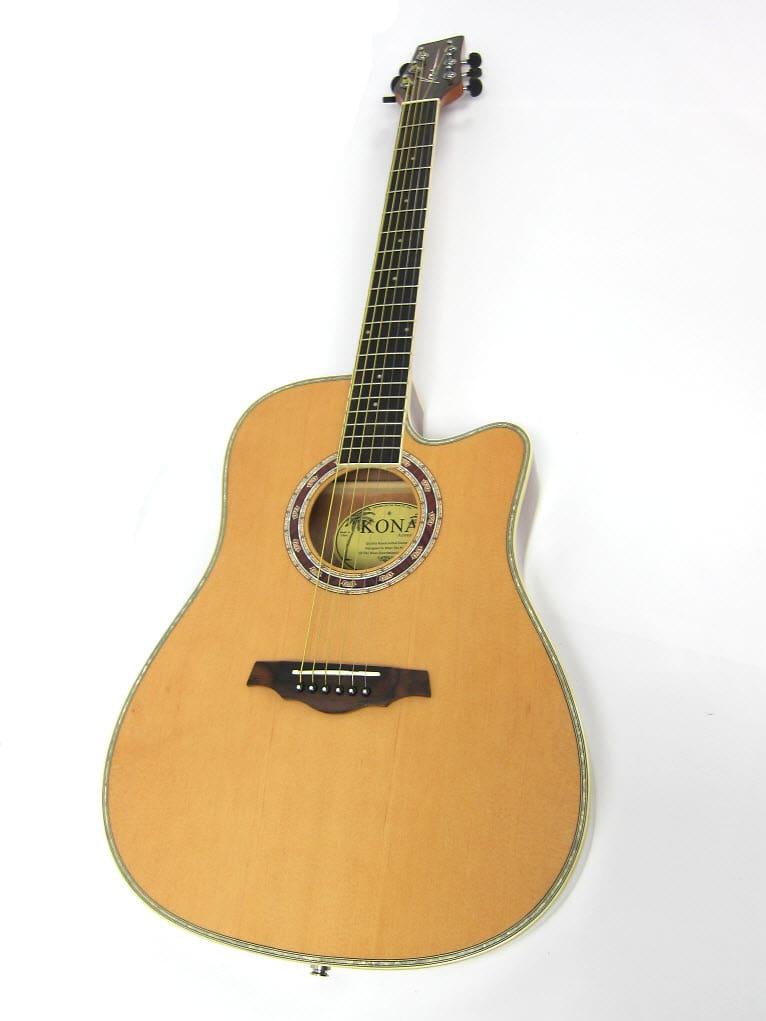 kona kona ka thin body acoustic electric guitar reverb. Black Bedroom Furniture Sets. Home Design Ideas
