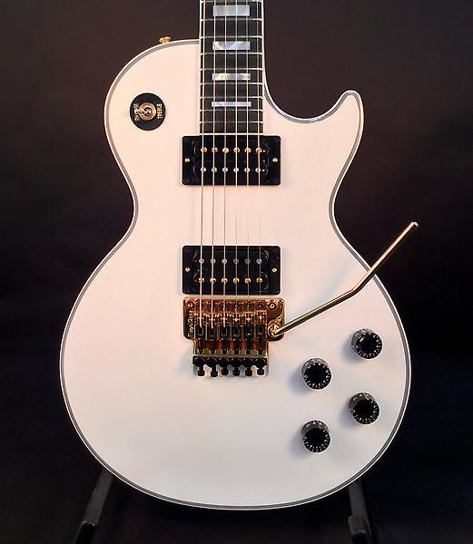 gibson custom les paul axcess floyd rose electric guitar reverb. Black Bedroom Furniture Sets. Home Design Ideas