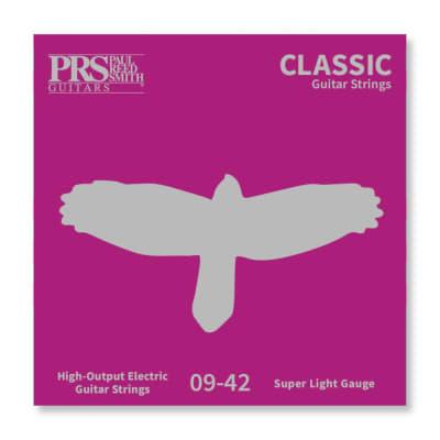 PRS Classic Super Light Guitar Strings 9-42