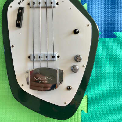 Vox Phantom IV Green Race 1965 made In England for sale