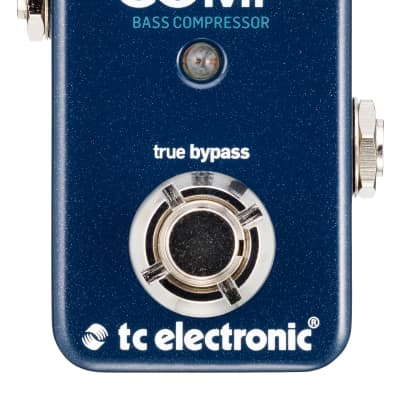 Open Box TC Electronic SpectraComp Bass Compressor Spectra Comp image