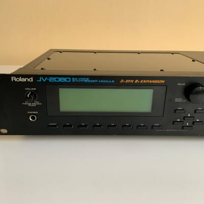 Roland JV-2080 with expansions