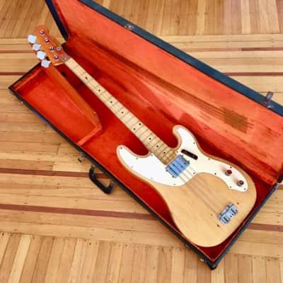 Fender Telecaster Bass 1972 Natural original vintage usa tele