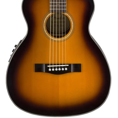 Fender CT140SE Sunburst
