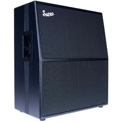 """Supro 1777 Galaxy 4x12"""" Guitar Extension Cabinet"""
