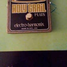 Holy Grail Plus Reverb Pedal