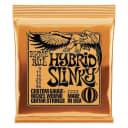 2222 Ernie Ball Hybrid Slinky Nickel Wound Electric Guitar Strings