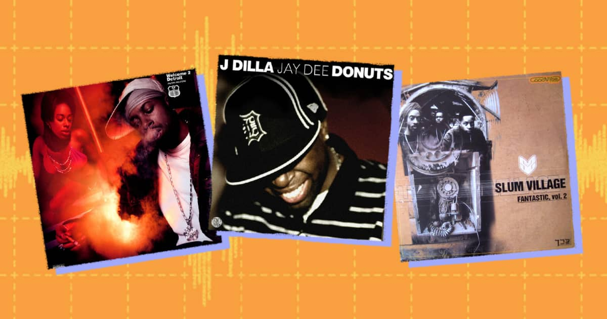 Discography torrent dilla full j Download Free