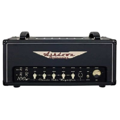 Ashdown CTM-100 Head 100 Watt All Valve Custom Shop Made In The UK Bass Amp Head for sale