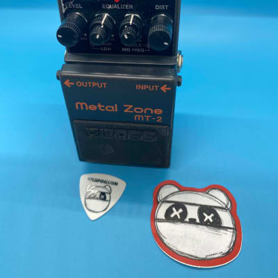 Boss MT-2 Metal Zone Distortion   Fast Shipping!