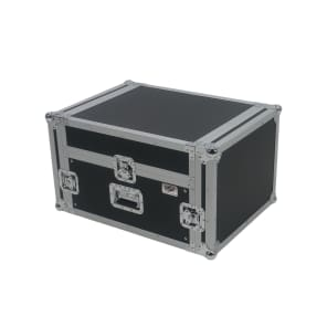 OSP MC12U-4 4U Amp/Mixer ATA Flight Case