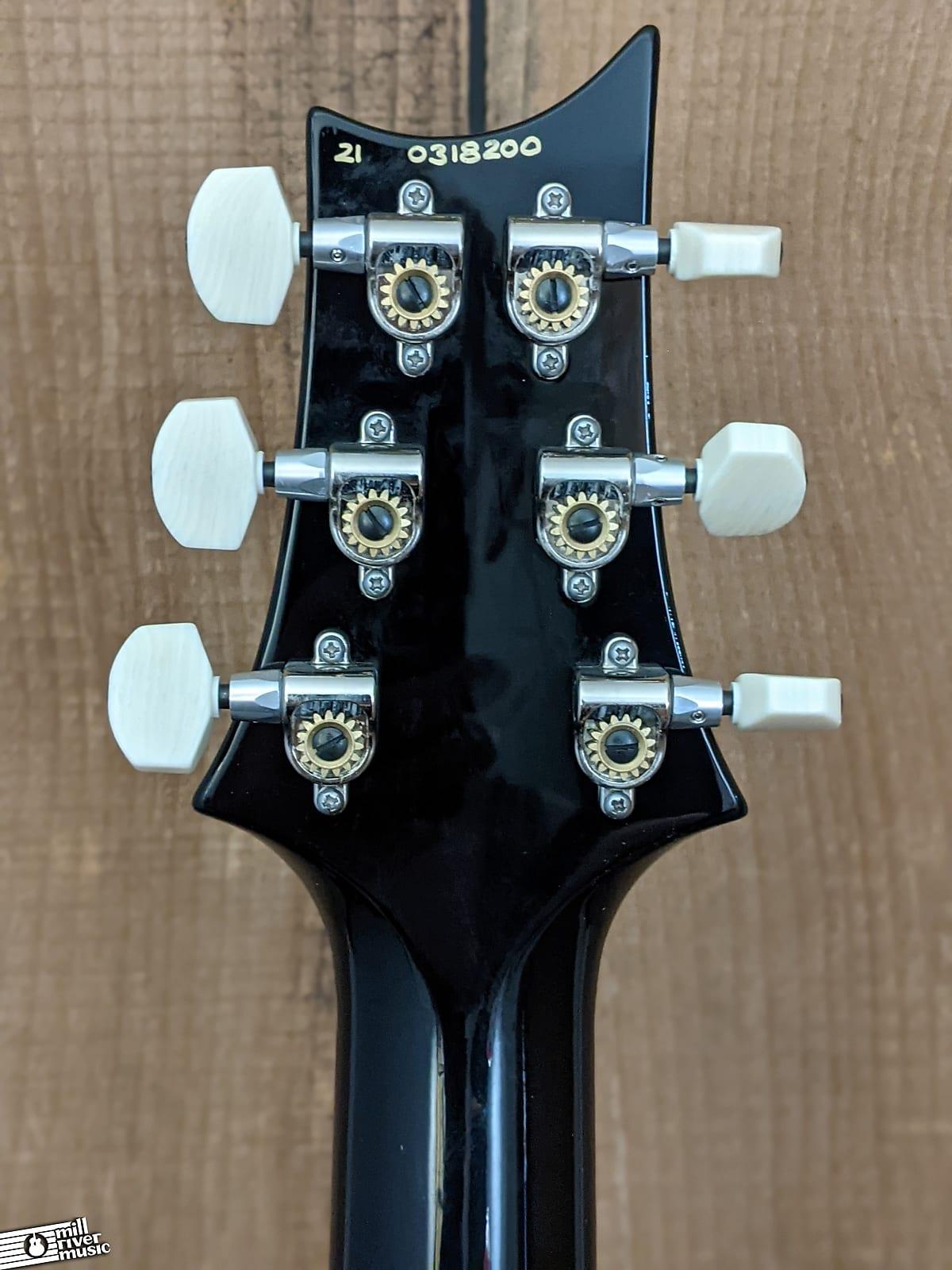 Paul Reed Smith PRS Core 35th Ann Custom 24 Electric Guitar Royal Blue Wrap