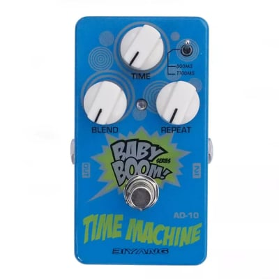 Biyang AD-10 Time Machine Delay True Bypass for sale