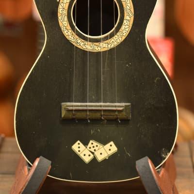 Le Domino Soprano 1950年代 Black for sale