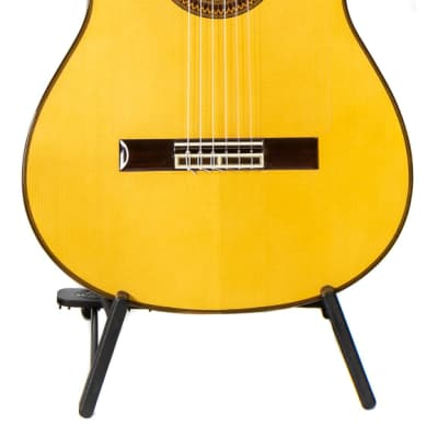 Esteve  Manuel Adalid  -Professional Flamenco Negra/All Solid wood/Spruce/Madagascar Rosewood  b/s for sale
