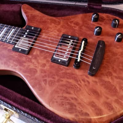 2017 Fodera Imperial Electric Guitar, Priced To Sell. for sale