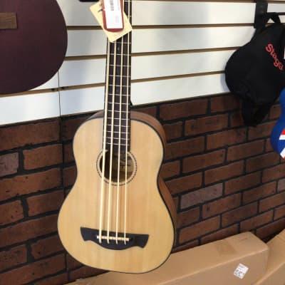 Tagima KB30 acoustic electric Bass ukulele for sale