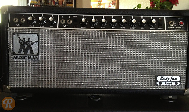 Dating music man amplifiers