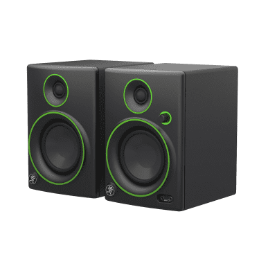 "Mackie CR4 4"" Active Studio Monitors (Pair)"