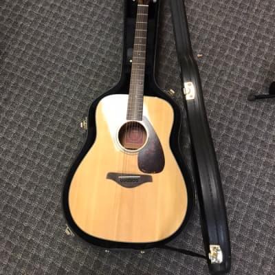 Yamaha FG700S Acoustic w/ HSC