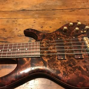 Fibenare 10th Anniversary 5-String Globe Bass #2 of 10 for sale