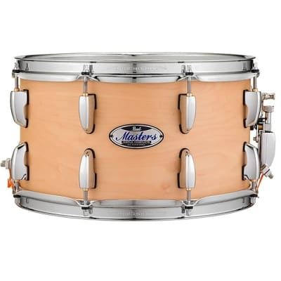 """Pearl MCT1370S Masters Maple Complete 13x7"""" Snare Drum"""