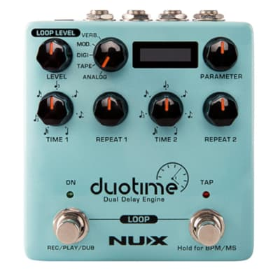 NuX Duotime NDD-6 Delay Engine