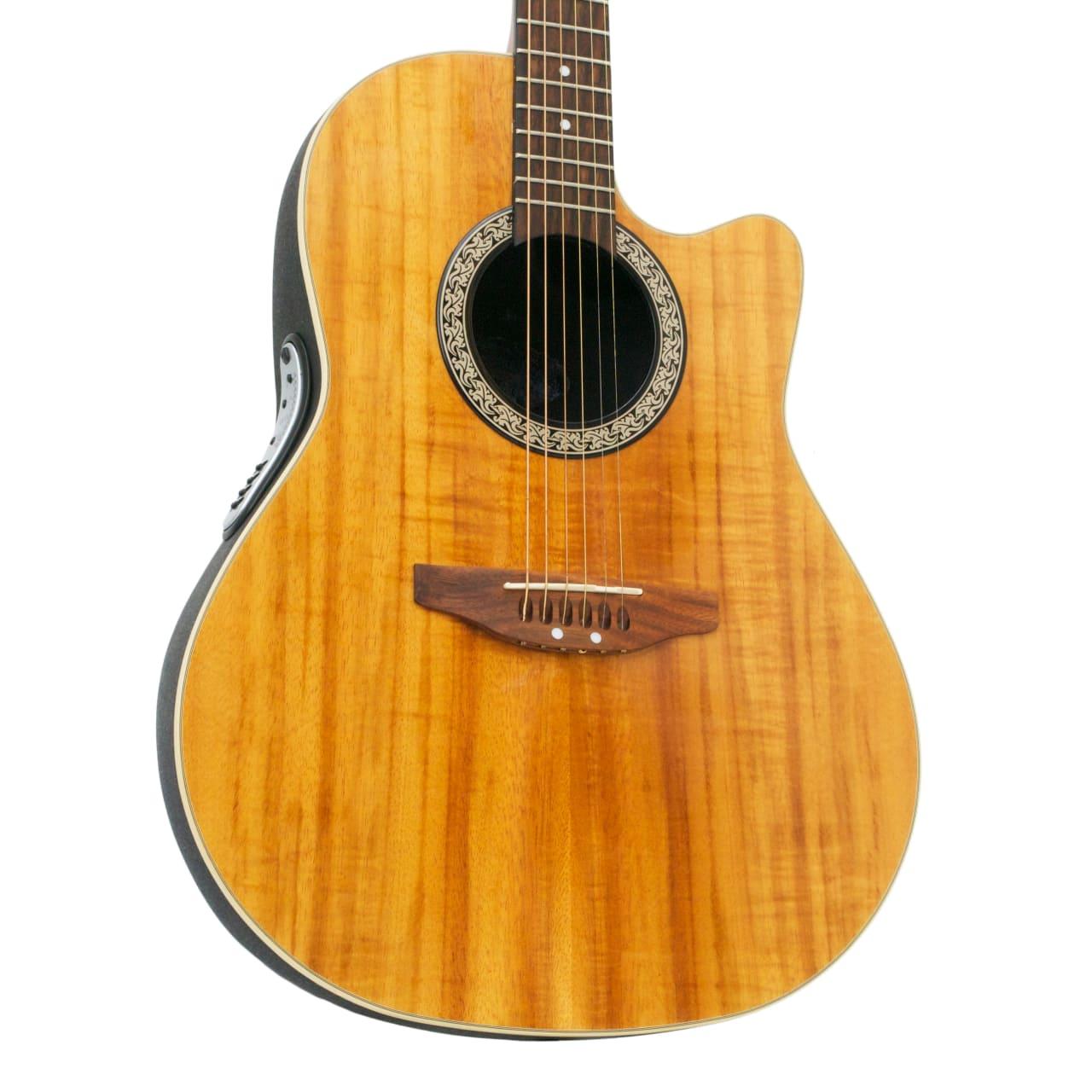 Ovation CK047 Koa Celebrity Acoustic Electric Guitar For ...